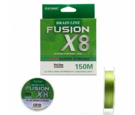 Remixon Fusion 150M X8 Green İp Misina 06mm